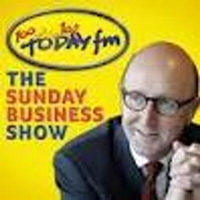 Conall O Móráin Today FM Susan HayesCulleton