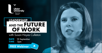 Leadership and The Future of Work