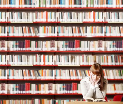 Here are 5 reasons why you should be spending more time in your college library -  Chloe Walsh