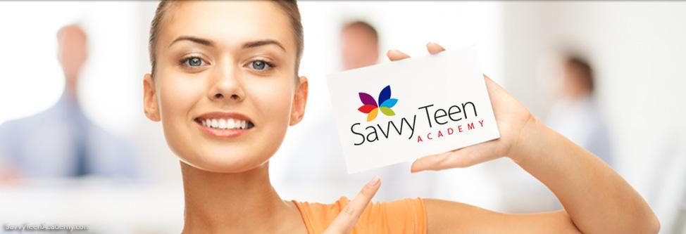 Savvy Teen Academy Gift Vouchers