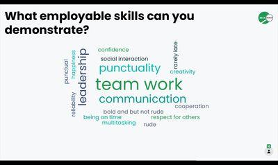 What Employable Skills